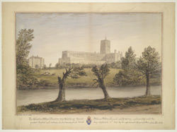 St Alban''s Abbey, 1832